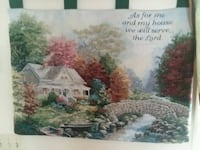 As for me wall tapestry  Branson, 65616
