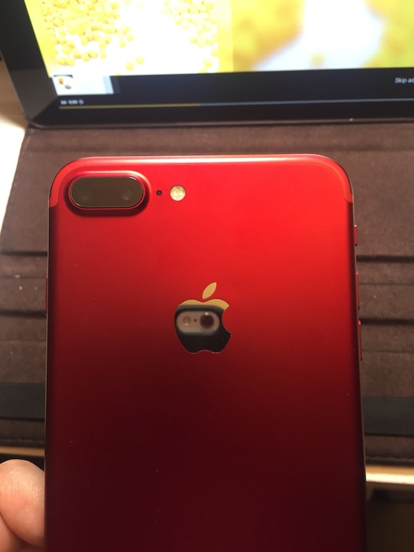 (Red)iPhone 7 Plus 65d9e1af-6a71-4b4b-896c-32d0a534ccdb