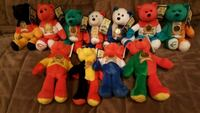 Eurocoin bears(collectible) from limited Treasures Winchester, 22601