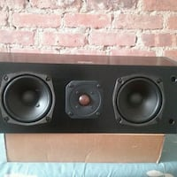 Yamaha Center speaker Brooklyn, 11237