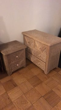 Dresser and night stand OBO Alexandria, 22312