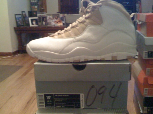 info for 701d6 6be1c Used AIR JORDAN 10 wheat for sale in New York - letgo