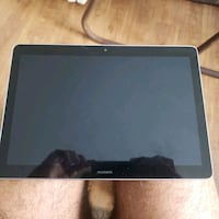 Huawei tablet , media pad,  t3, like new in box Vancouver