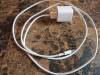 Apple phone charger with Adaptor Richmond Hill, L4C 7N4
