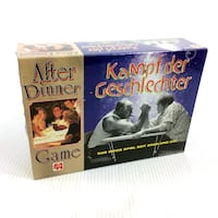 German Fight The Gender Board Game Kampf Der Geschlechter After Dinner Games New Port Colborne