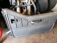 Jeep yj half doors with mirrors.  Leesburg
