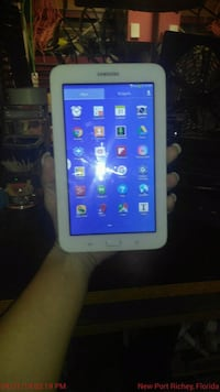 Samsung Galaxy tab 3 New Port Richey, 34653