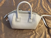 NWOT adorable white leather purse from Cato  Saint Albans, 25177