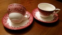 Mayfair cups and saucers Markham, L3T 3H7