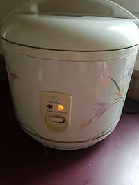 white rice cooker 터코마, 98444