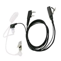 2 PIN COVERT AIR ACOUSTIC TUBE RADIO EARPIECE $10 each Mississauga, L5V 1N5