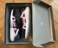 Adidas CrazyTrain Bounce By Stella McCartney BB4951 Women Size 7 Blue Pink Toronto