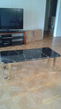 Marble coffee table and end table West Hollywood, 90069