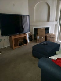 brand new wood tv stand Spring Valley, 89147
