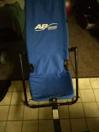 AB lounge sport workout chair