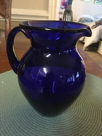 blue glass pitcher Jacksonville, 32210