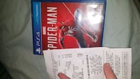 The Amazing Spiderman PS4 Guelph, N1H 5W2