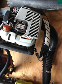 gray and black Craftsman wet / dry vacuum cleaner La Habra, 90631