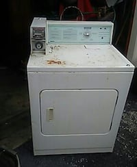 white front-load clothes dryer Palm Bay, 32909