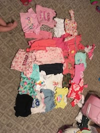 6-9month girl clothes