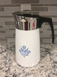 9 cup coffee percolator Mississauga, L5N 7G6