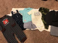 baby's assorted clothes Fargo, 58103