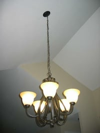 Progress Lighting 'Torino' Chandelier Hollywood, 20636