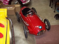 PEDAL CAR FERRARI INDY 500 Langley
