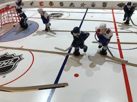 Table Hockey Game W/ Stand