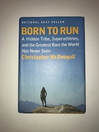 Born To Run book by Christopher McDougall Inwood, 25428