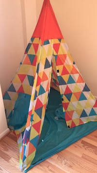kid's play teepee Washington, 20016