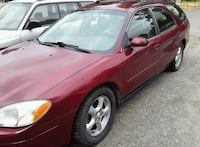 2002 Ford Taurus nds work but runs good 2020 tags Anchorage