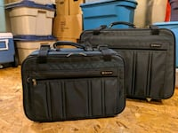 Samsonite luggage pair. Calgary, T2X 0G2