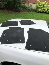 black and white car mats London, N6K 1C2