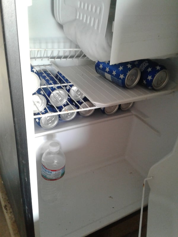 Mini fridge 2