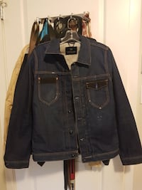 Scotch and Soda Denim Jacket size M Coquitlam, V3E 0A5