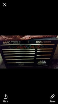 black and silver Mac Tools tool chest screenshot Summit, 60501