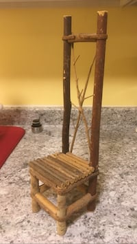 Little Wooden Decorative Chair Dartmouth, B2X 1H7