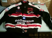 New earnhardt sr coat