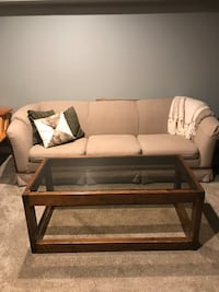Couch and matching chair Muskoka Lakes, P1L