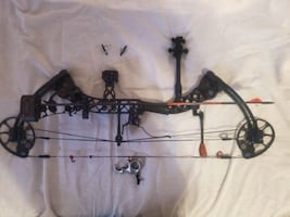 Matthew's Monster Chill R Compound Bow