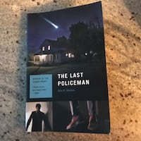 The Last Policeman by Ben H Winters