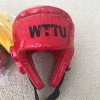 WTTU martial art helmet for kids  Langley, V1M 2G4