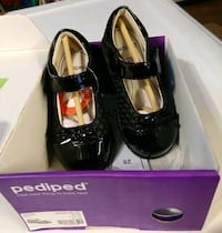 Size 8.5C Pediped Black Shoes Bakersfield, 93305