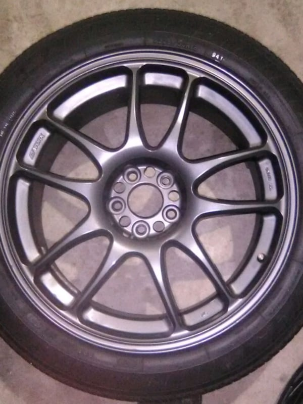 Rims for sale not tires they are no good 82f3bab7-8e3f-4be2-bdbf-c8a9d533037b