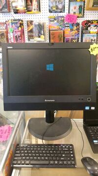 Lenovo thinkcenter all in one desktop core I3 Portsmouth, 23707