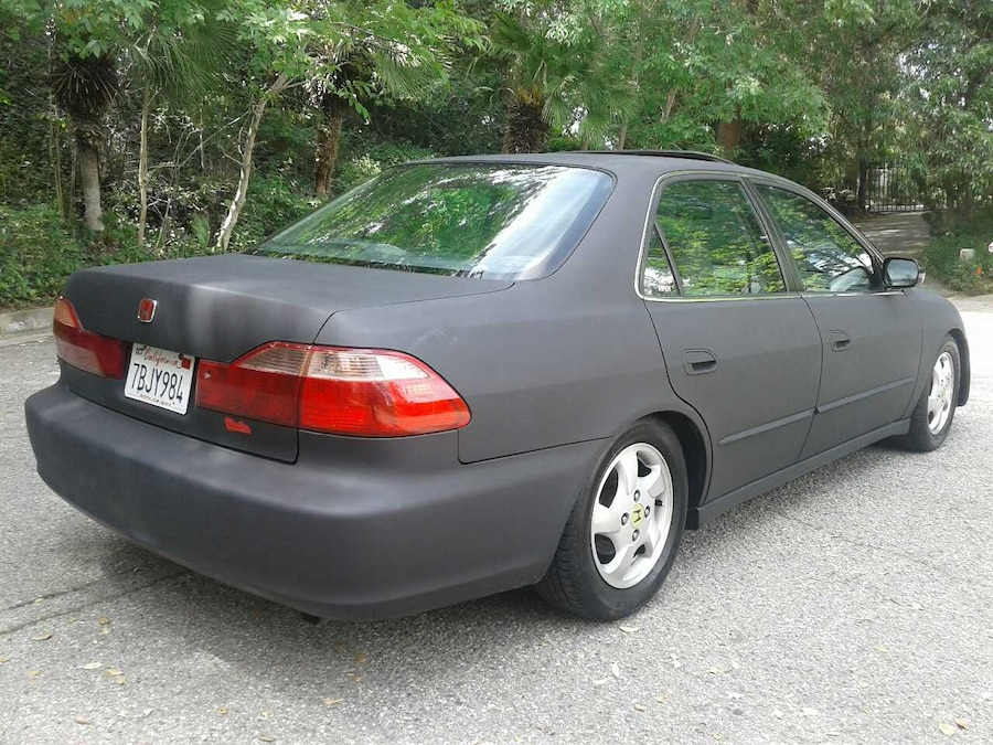 Used 1998 honda accord ex clean in redlands for Honda of redlands
