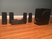 Home Theatre Speakers Oakland, 94611