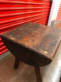 black and brown wooden table Nichols Hills, 73116