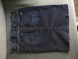Guess Denim Skirt size 26